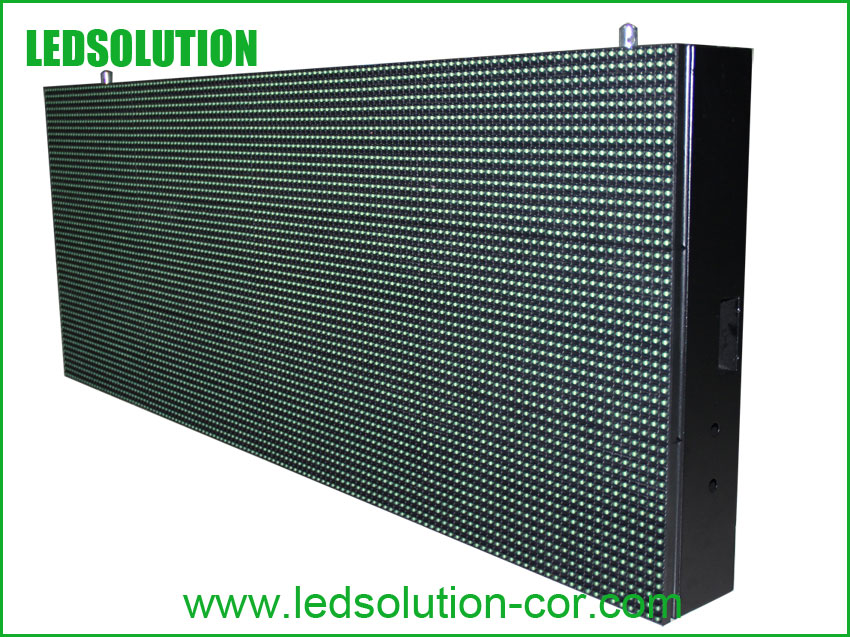 P10 Modular Gas Price LED Display