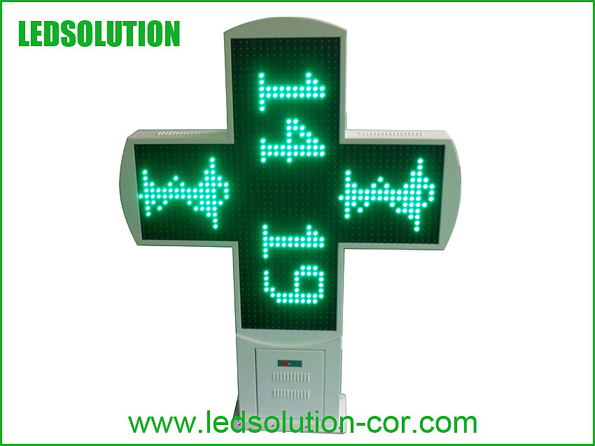 P16 LED Cross