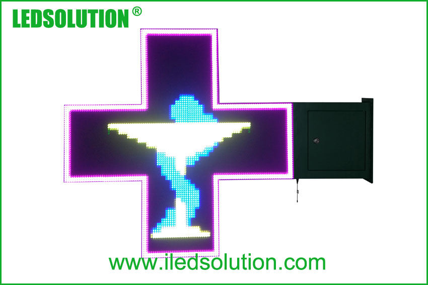 P8 LED CROSS