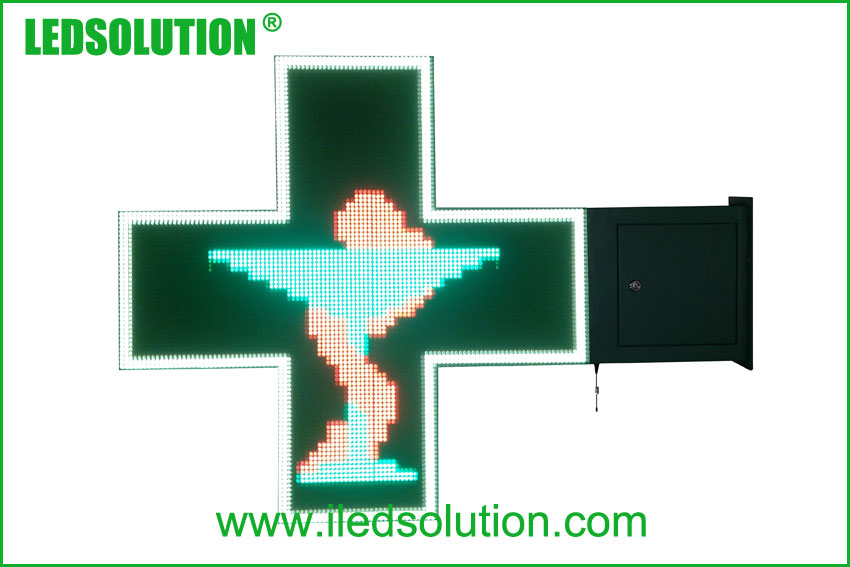 P8 PHARMACY LED CROSS