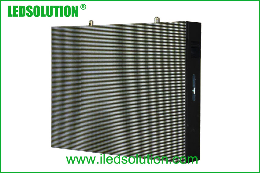 Indoor LED Display Steel Cabinet