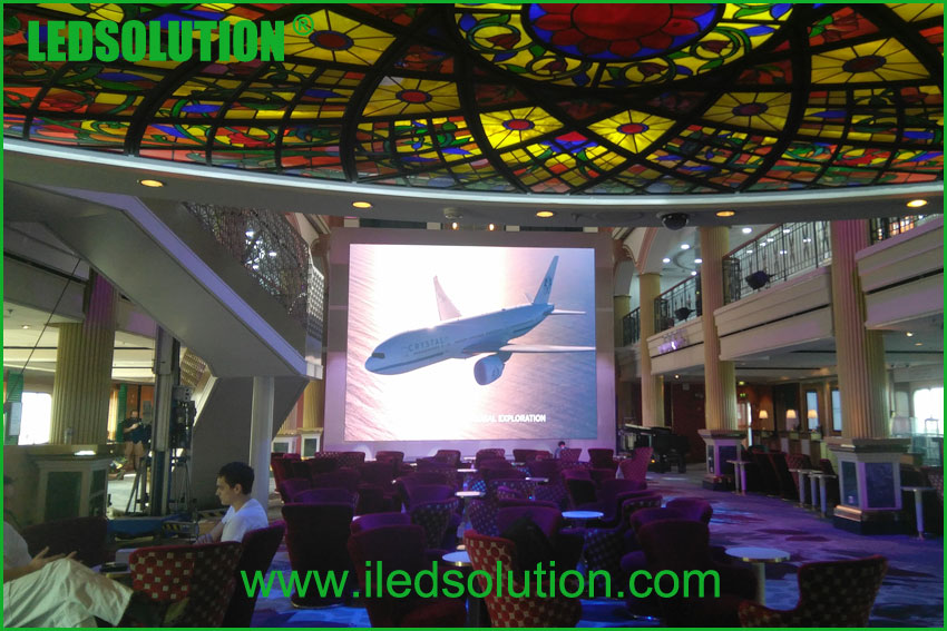 P3.91 INDOOR STAGE RENTAL LED DISPLAY