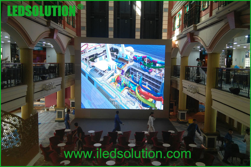 P3.91 RENTAL LED DISPLAY