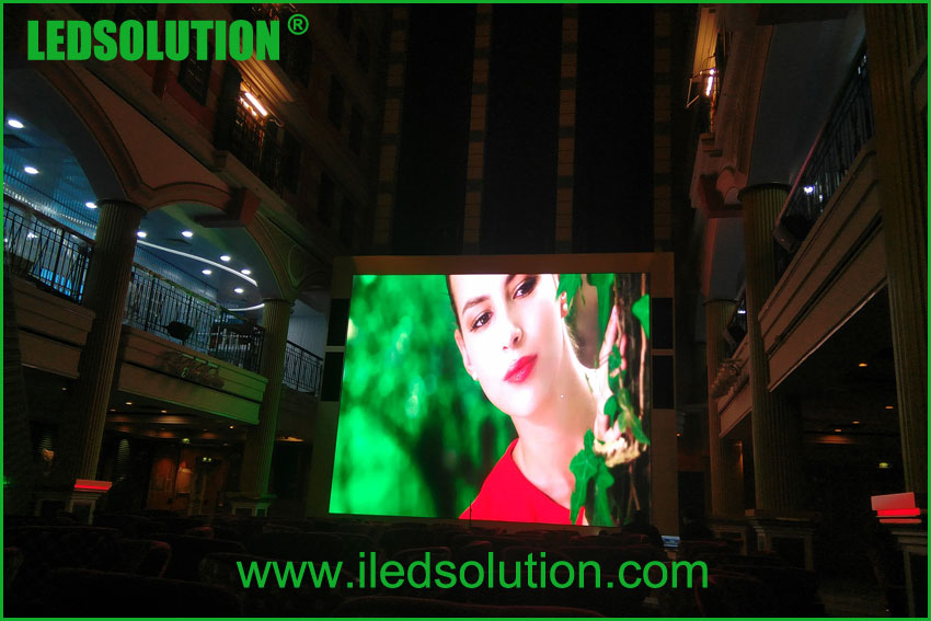 P4 INDOOR STAGE RENTAL LED DISPLAY