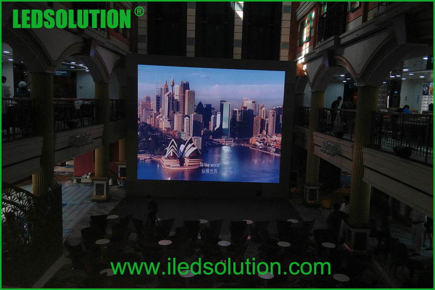 P4 RENTAL LED DISPLAY