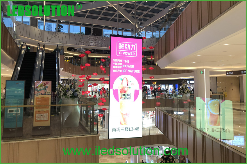 Indoor P2.5 double sided LED Display (1)