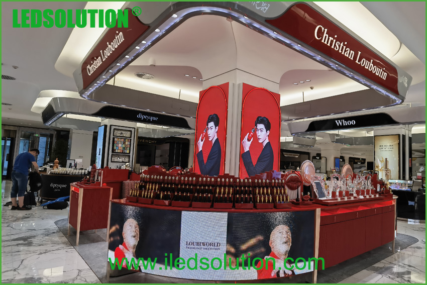 Beauty Store LED Display Solution (21)