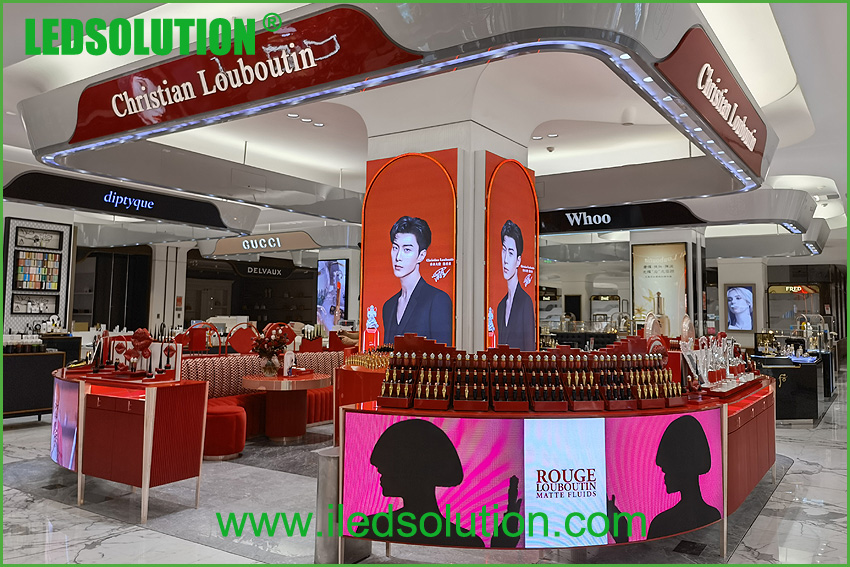 Beauty Store LED Display Solution (3)