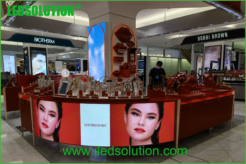 Beauty Store LED Display Solution (4)