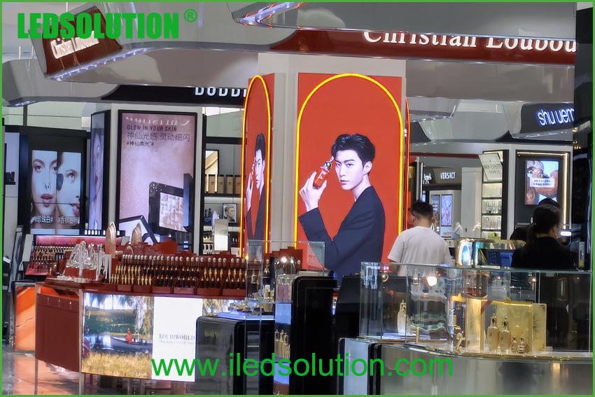 Beauty Store LED Display Solution (5)