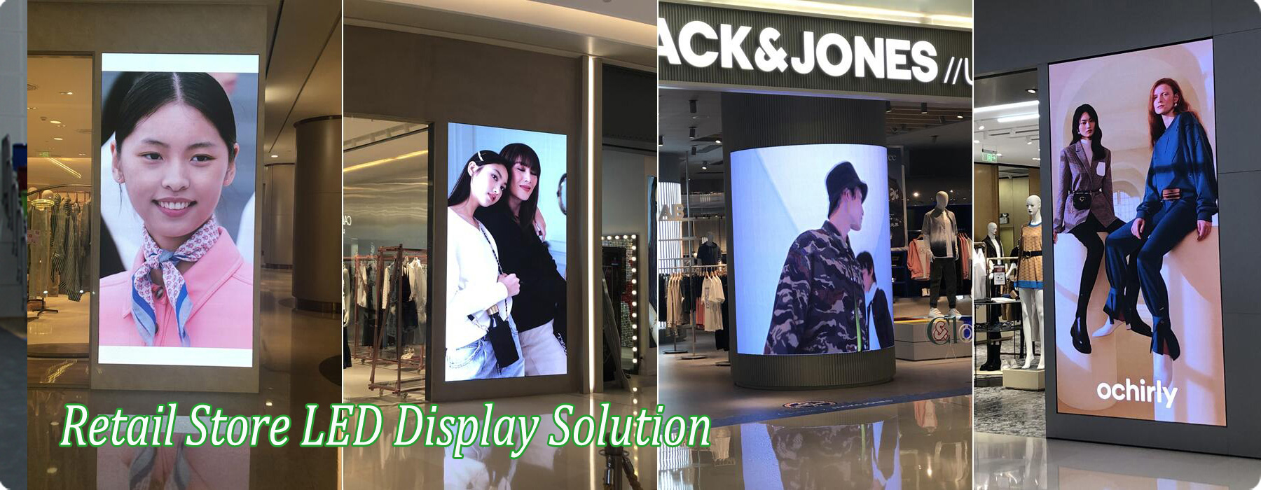 Retail-Store-LED-Display-Solution